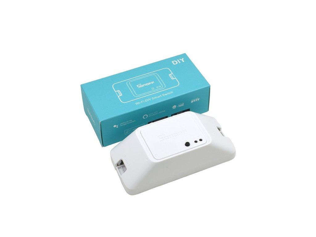 Sonoff – BASIC R3 WIFI DIY – Интернет ключ/прекъсвач -Sonoff-BASICR3-WIFI-DIY-basic-r3-s-deal-eu