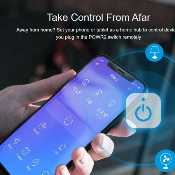 sonoff wifi pow r2 smart home 16a 3500w power monitoring 3 - S-Deal.eu & Sonoff - oнлайн магазин