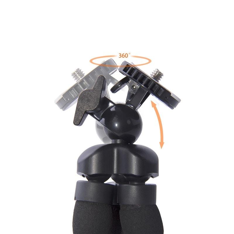 HSU flexible octopus tripod for phone 17 cm 09 - S-Deal.eu & Sonoff - oнлайн магазин