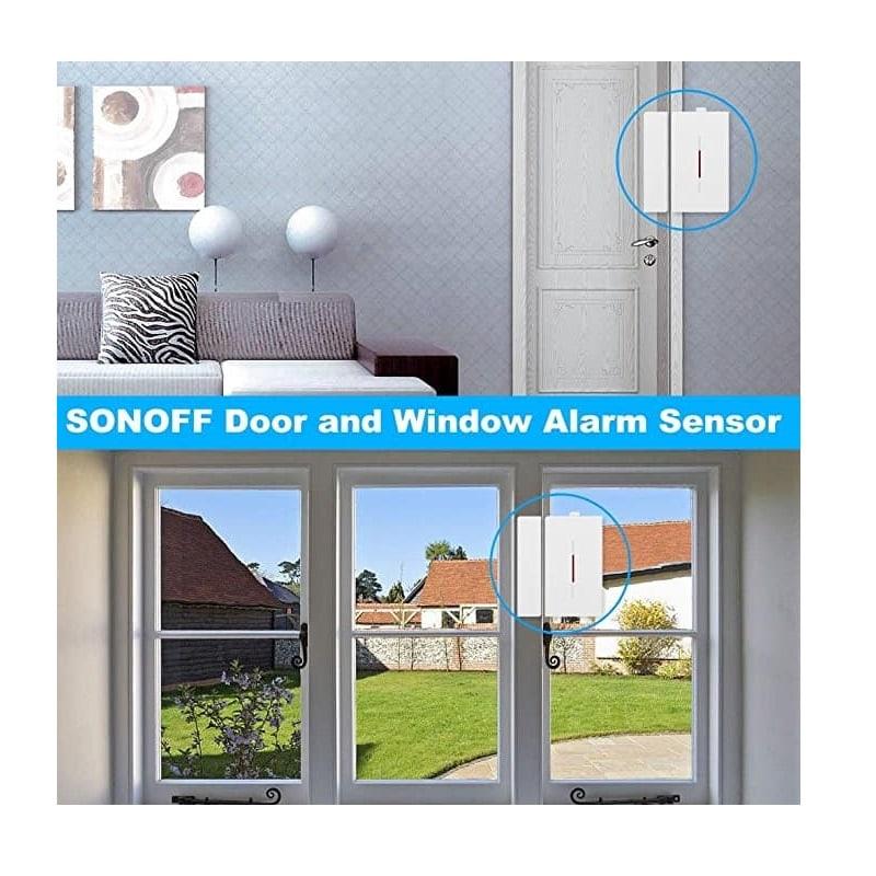 Sonoff DW1 Door Window Alarm Sensor Wireless Automation 08 - S-Deal.eu & Sonoff - oнлайн магазин