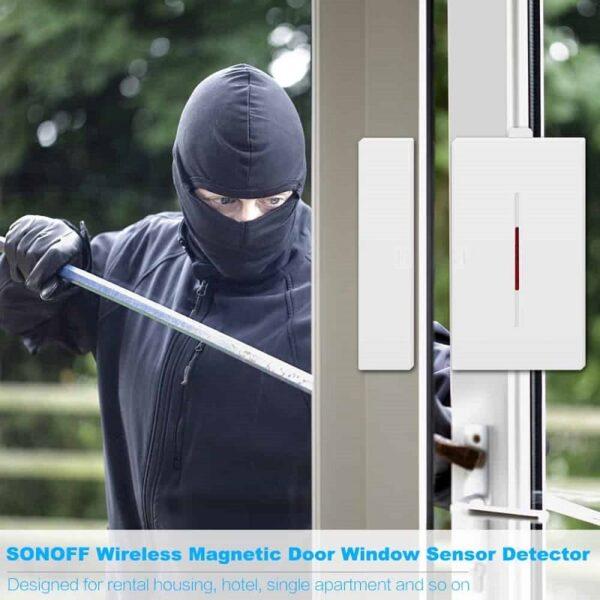 Sonoff DW1 Door Window Alarm Sensor Wireless Automation 09 - S-Deal.eu & Sonoff - oнлайн магазин