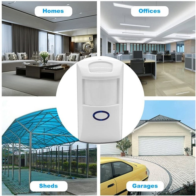Sonoff PIR2 433Mhz RF PIR Motion Sensor Alarm 4 - S-Deal.eu & Sonoff - oнлайн магазин