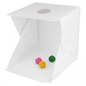 portable photo box studio 20 30 40 cm for product photography with Led lighting 11 - S-Deal.eu & Sonoff - oнлайн магазин