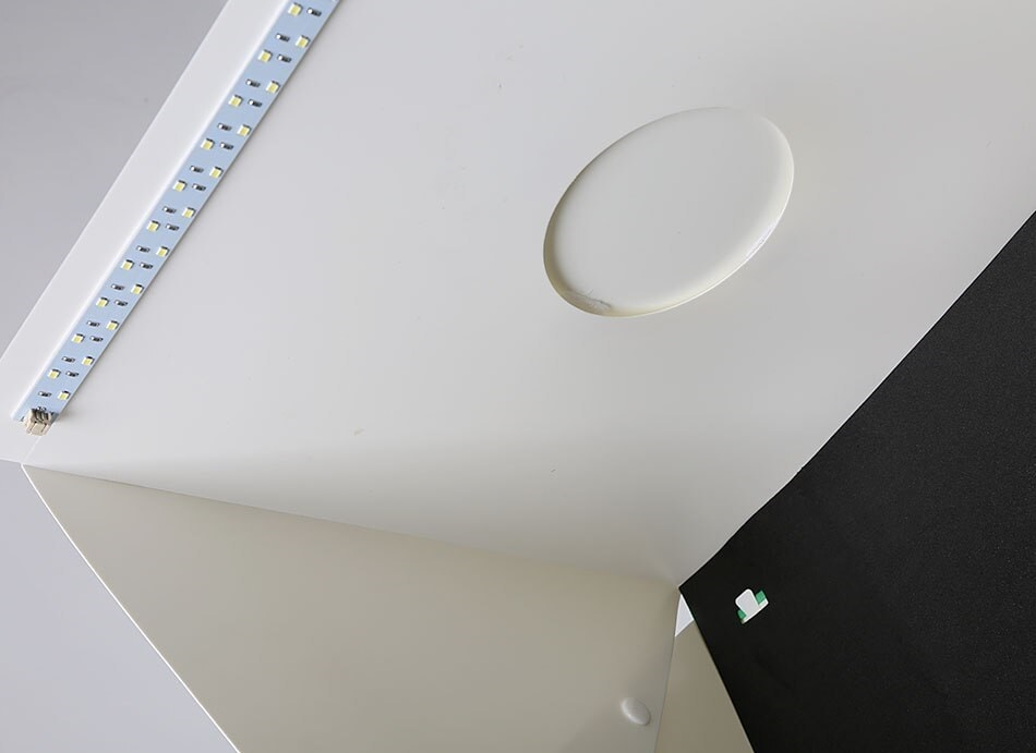 portable photo box studio 20 30 40 cm for product photography with Led lighting 14 - S-Deal.eu & Sonoff - oнлайн магазин