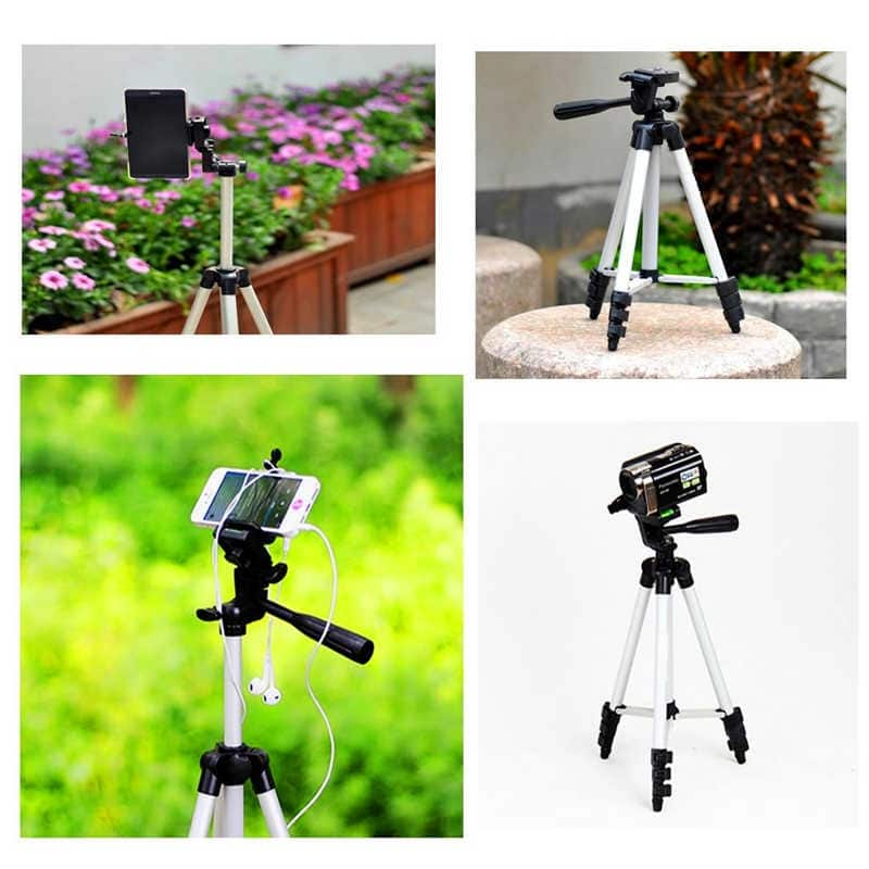 professional camera tripod stand holder HSU compact long 12 - S-Deal.eu & Sonoff - oнлайн магазин