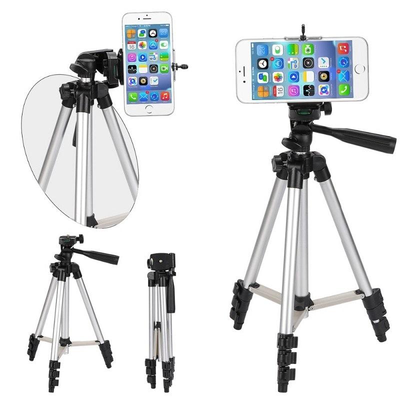 professional camera tripod stand holder HSU compact long 13 - S-Deal.eu & Sonoff - oнлайн магазин