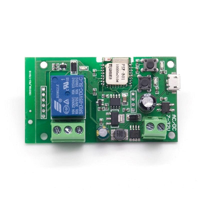 ewelink wifi switch dc 5v 12v 24v 32v inching self locking wireless relay module 2 - S-Deal.eu & Sonoff - oнлайн магазин