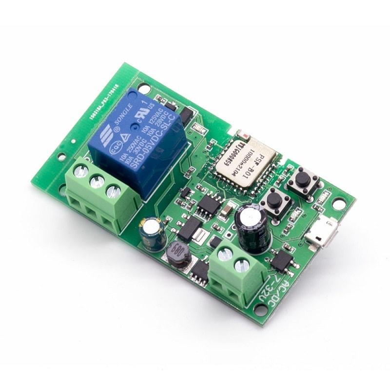 ewelink wifi switch dc 5v 12v 24v 32v inching self locking wireless relay module 3 - S-Deal.eu & Sonoff - oнлайн магазин