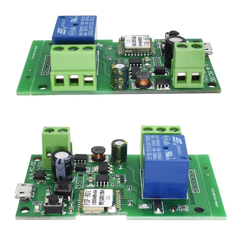 ewelink wifi switch dc 5v 12v 24v 32v inching self locking wireless relay module 04 1 - S-Deal.eu & Sonoff - oнлайн магазин