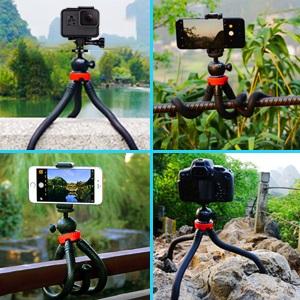 Professional SELF Stick HSU 5 in 1 Remote to 92 cm tripod waterproof GoPro iPhone Android 5 - S-Deal.eu & Sonoff - oнлайн магазин
