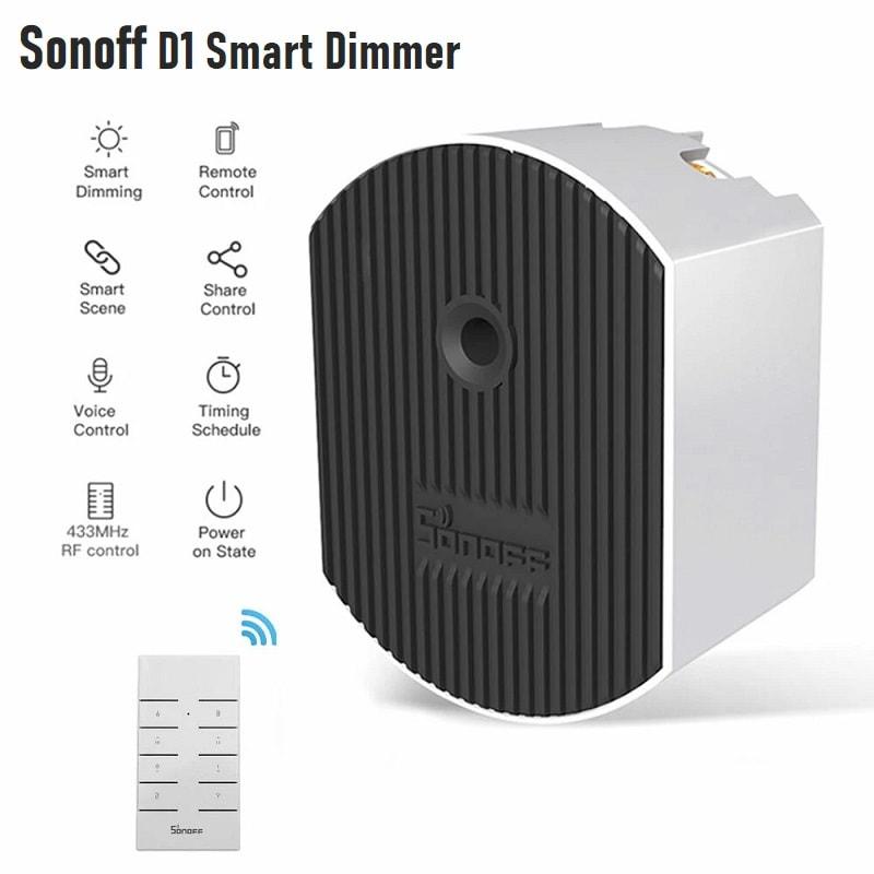 SONOFF D1 Smart Dimmer прекъсвач -SONOFF D1 Smart Dimmer Switch-09