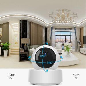 SONOFF GK-200MP2-B - Смарт WiFi IP Камера | 1080P HD | 360 градуса | IR Нощно виждане - sonoff-gk-200mp2-b-wi-fi-wireless-ip-security-camera_12