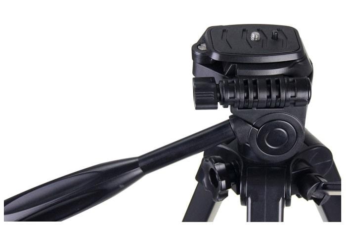 Hanmi 666 Action Camera Tripod Monopods Professional Tripod Portable 08 - S-Deal.eu & Sonoff - oнлайн магазин