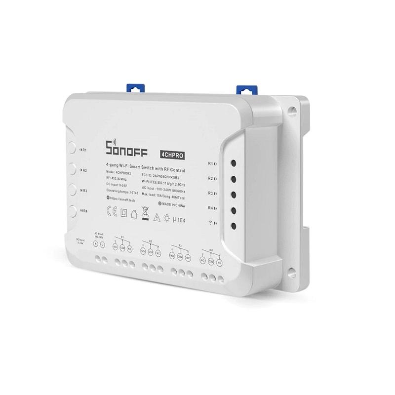 SONOFF 4CH PRO R3 Smart WiFI Switch 02 - S-Deal.eu & Sonoff - oнлайн магазин