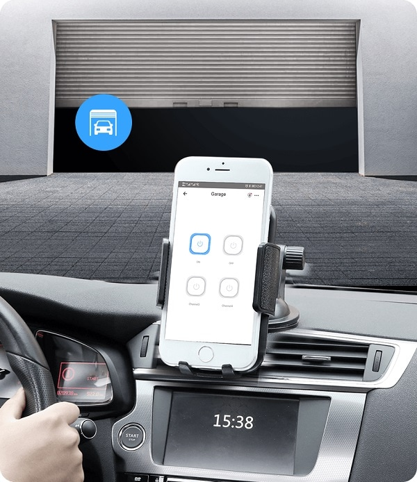 SONOFF 4CH R3 4CH PRO R3 Smart WiFI Switch 11 - S-Deal.eu & Sonoff - oнлайн магазин