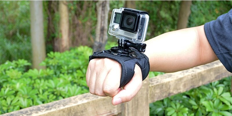 360 Rotatable Wrist Strap Band Hand 09 - S-Deal.eu & Sonoff - oнлайн магазин