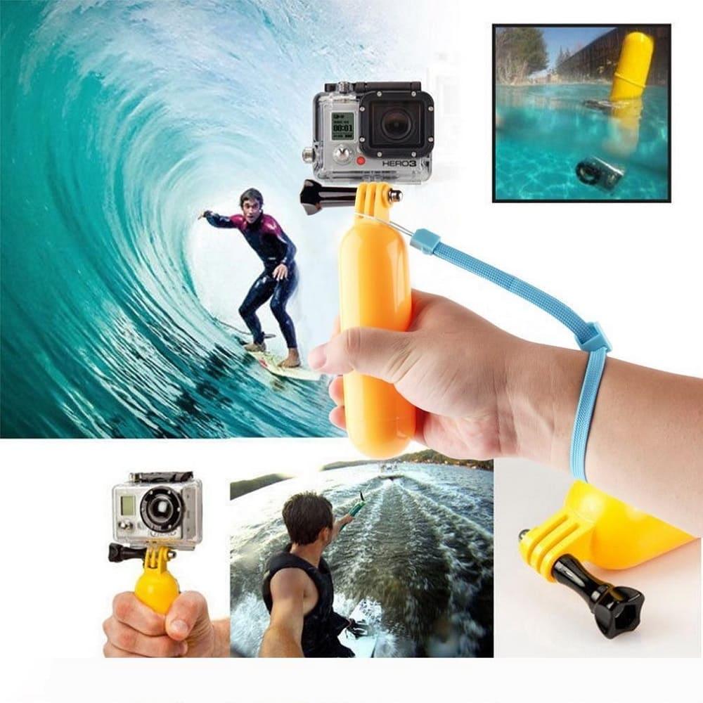 floating hand grip handle gopro xiaomi garmin 2 - S-Deal.eu & Sonoff - oнлайн магазин