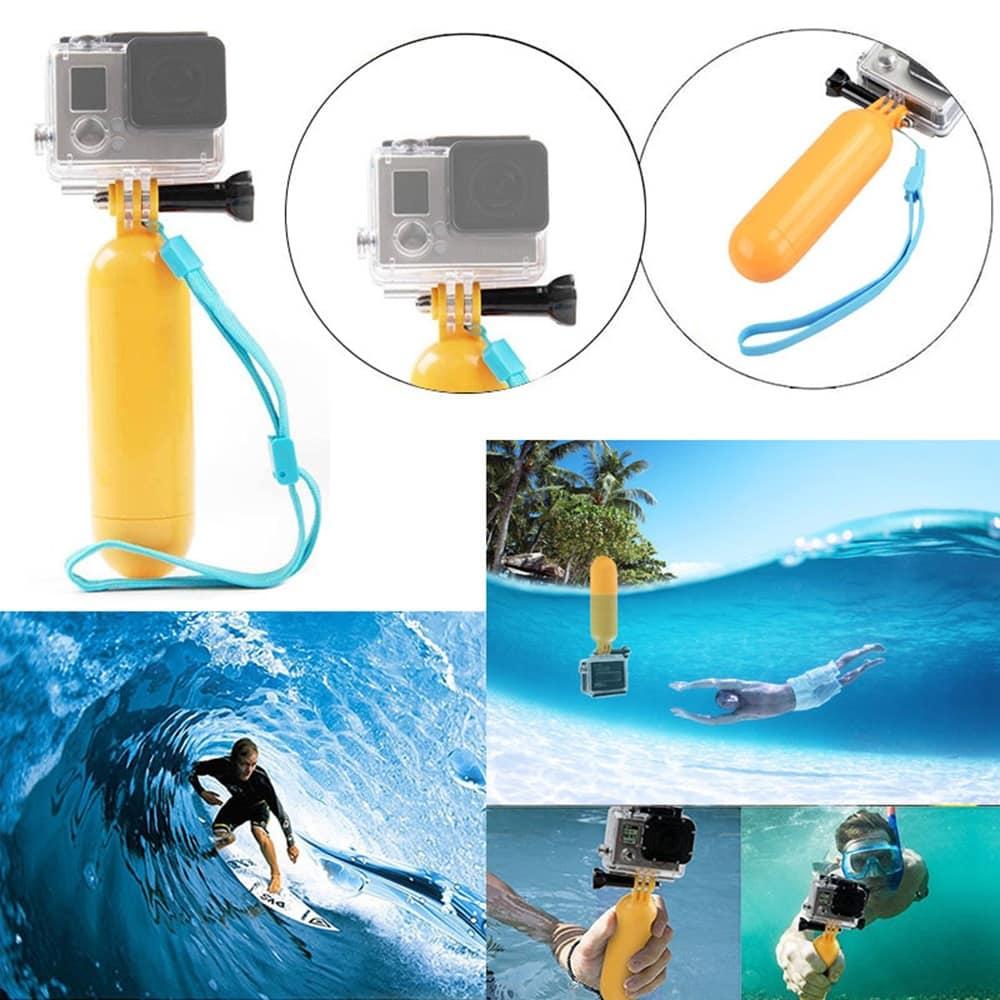 floating hand grip handle gopro xiaomi garmin 6 - S-Deal.eu & Sonoff - oнлайн магазин