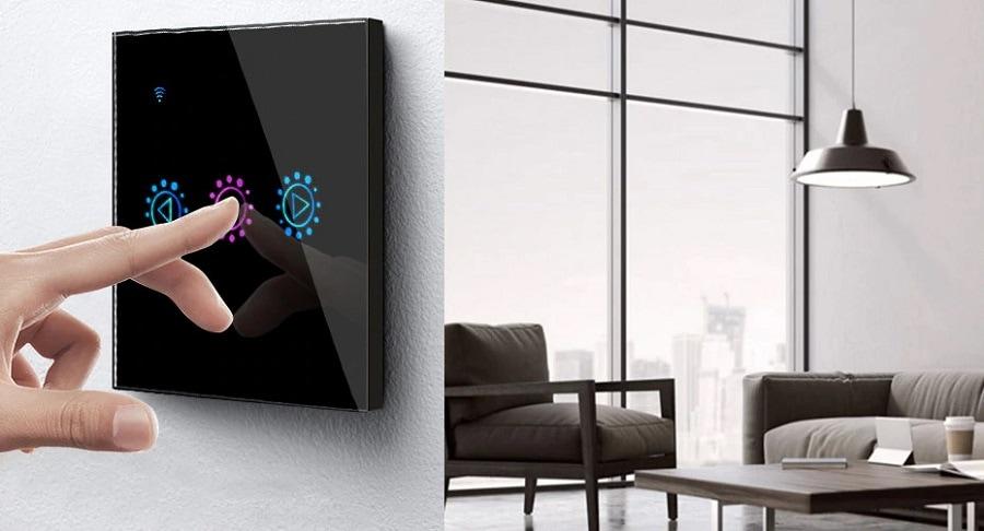 EWELINK Dimmer Switch WiFi Smart Light Touch Switch Dimming Compatible Alexa Google Home 6 - S-Deal.eu & Sonoff - oнлайн магазин