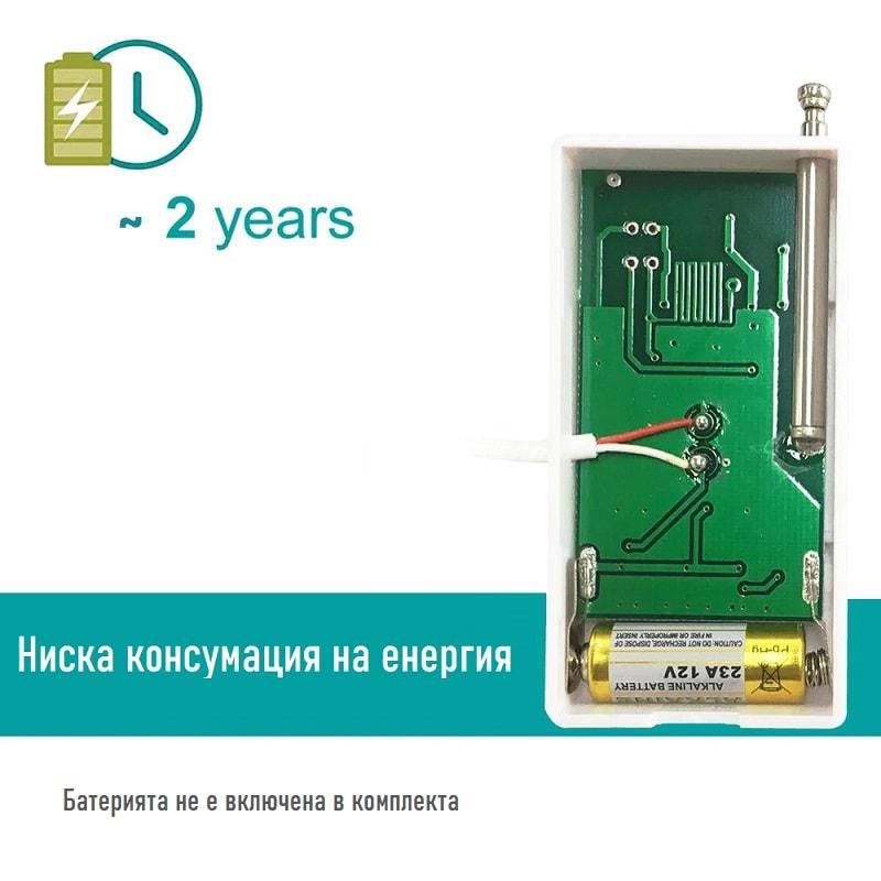 eWelink Water Leak Sensor 433MHz Wireless RF detector works with sonoff RF bridge 4 - S-Deal.eu & Sonoff - oнлайн магазин