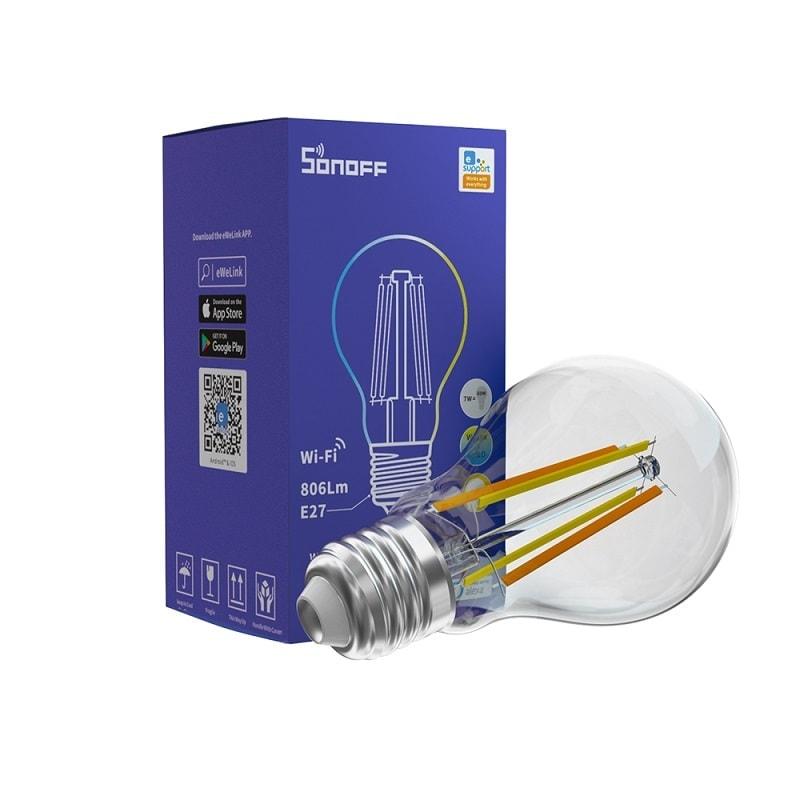 SONOFF B02 F А60 Smart Wi Fi LED Filament Bulb 05 - S-Deal.eu & Sonoff - oнлайн магазин