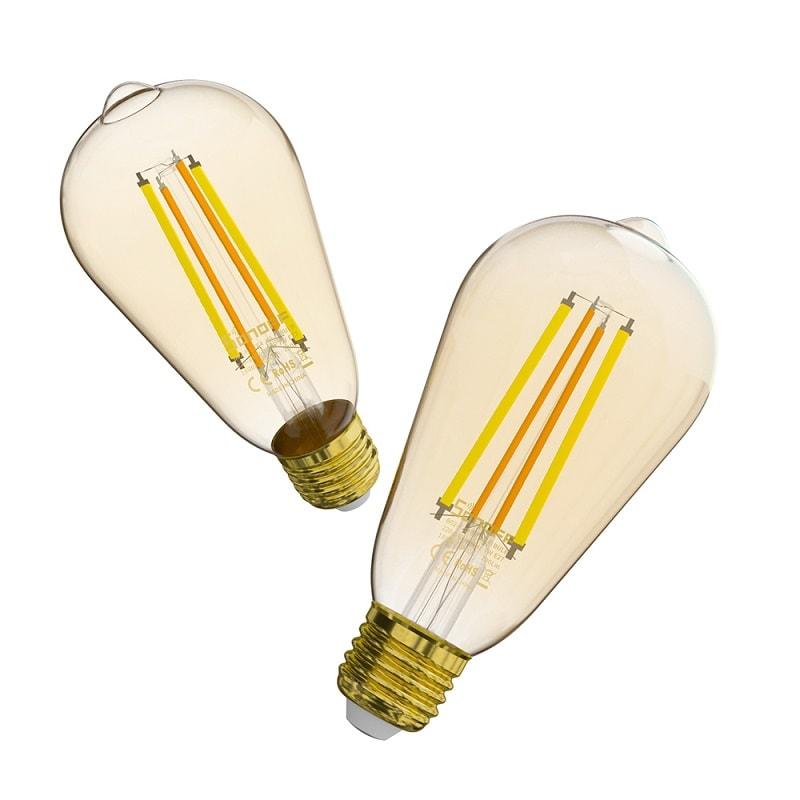 SONOFF B02 F ST64 Smart Wi Fi LED Filament Bulb Vintage 01 - S-Deal.eu & Sonoff - oнлайн магазин