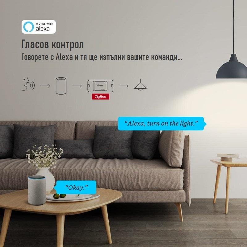 SONOFF BASICZBR3 Zigbee DIY Smart Switch 02 - S-Deal.eu & Sonoff - oнлайн магазин