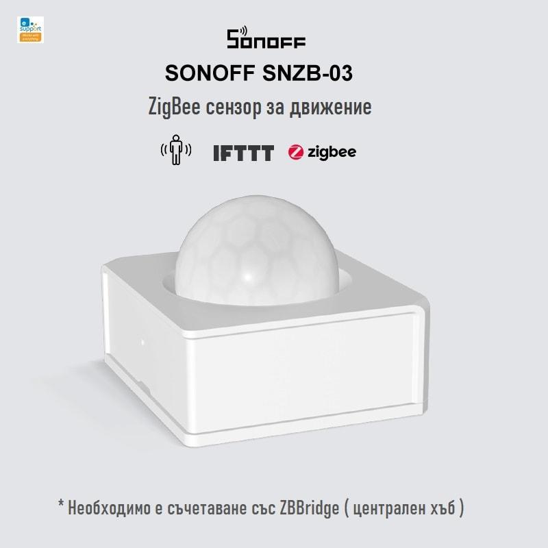 SONOFF SNZB 03 ZigBee Motion Sensor 00 - S-Deal.eu & Sonoff - oнлайн магазин