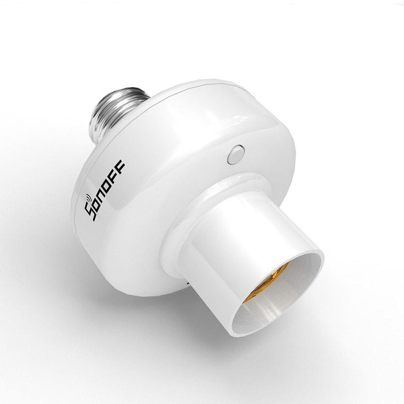 SONOFF SlampherR2 E27 433MHz RF WiFi Smart Light Lamp Bulb Holder 04 - S-Deal.eu & Sonoff - oнлайн магазин