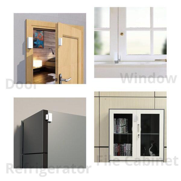 sonoff dw2 rf 433mhz door window sensor 6 - S-Deal.eu & Sonoff - oнлайн магазин