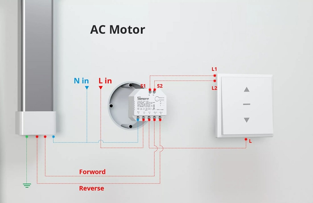 SONOFF DUALR3 Dual Relay Two Way Power Metering Smart Switch 12 - S-Deal.eu & Sonoff - oнлайн магазин