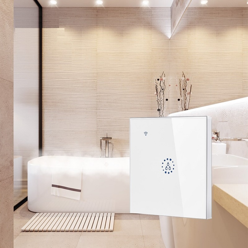 eWelink BSS Wifi Boiler Smart Switch with Touch Wall Panel 20А 4400W 12 - S-Deal.eu & Sonoff - oнлайн магазин