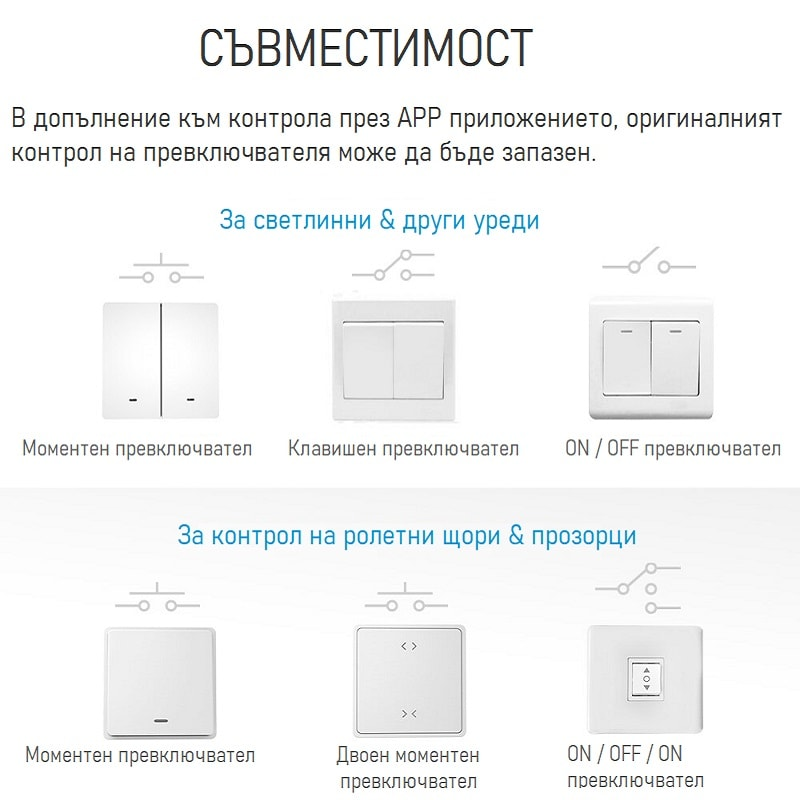 SONOFF DUALR3 Dual Relay Two Way Power Metering Smart Switch 03 - S-Deal.eu & Sonoff - oнлайн магазин